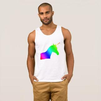 Unicórnio do arco-íris do orgulho
