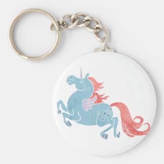 Unicórnio Pegasus Chaveiro