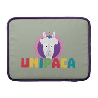Unicórnio Unipaca Z4srx da alpaca Bolsa Para MacBook Air