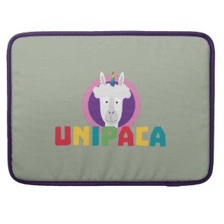 Unicórnio Unipaca Z4srx da alpaca Capa MacBook Pro