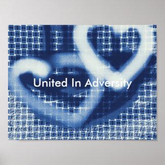 Unido na adversidade poster
