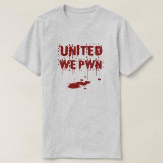 Unido nós PWN Camiseta