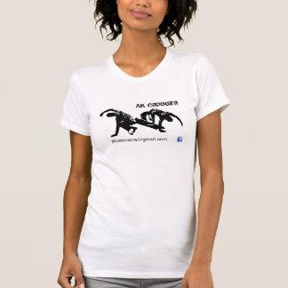 Uniforme do tanque das mulheres tshirt