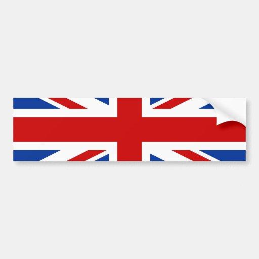 Union Jack Adesivos