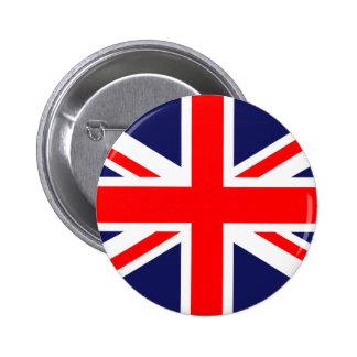 Union Jack - bandeira BRITÂNICA Boton