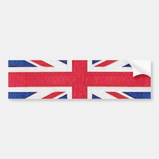 Union Jack - bandeira do Reino Unido Adesivos