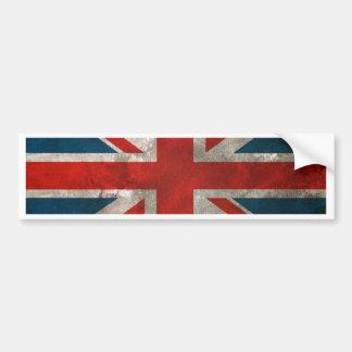 Union Jack britânico Adesivo Para Carro