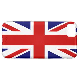 Union Jack Capa Para iPhone 5C