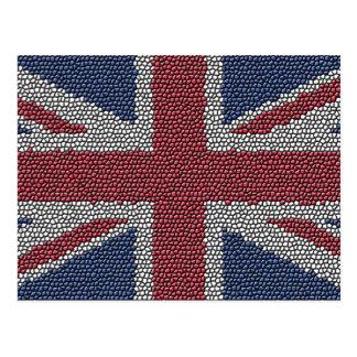 Union Jack Cartões Postais