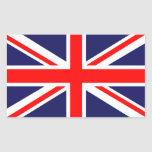 Union Jack clássico Adesivo
