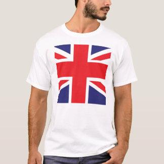 Union Jack de Grâ Bretanha Camiseta