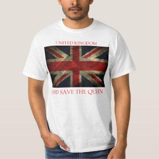 United Kingdom Camisetas