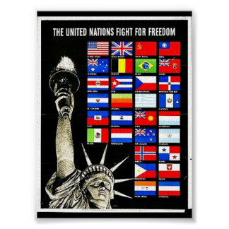 United Nations Posters