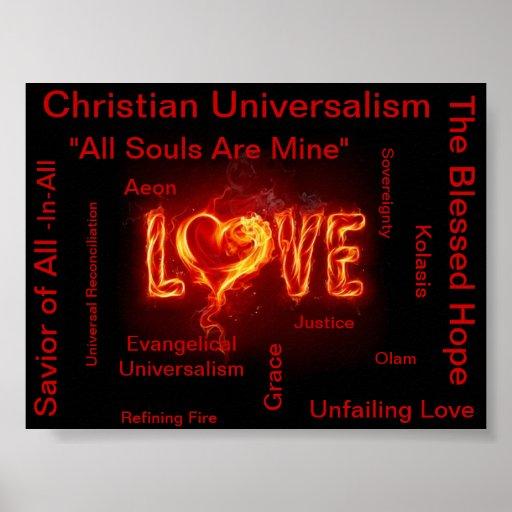 Universalismo cristão evangélico impressão