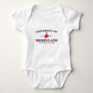 Universidade da criança T de Merryland Body Para Bebê