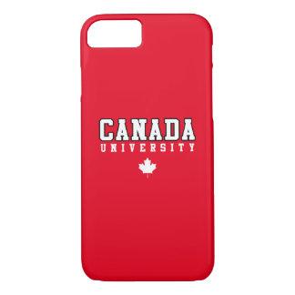 Universidade de Canadá Capa iPhone 8/ 7