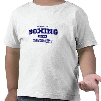 Universidade do encaixotamento camiseta