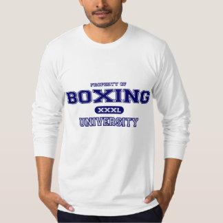 Universidade do encaixotamento tshirts
