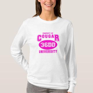 Universidade do puma camiseta