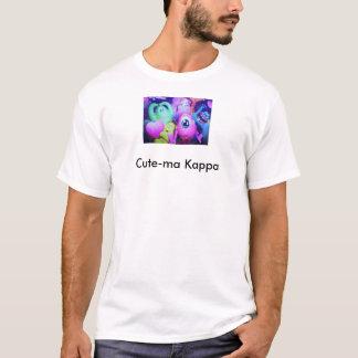 Universidade dos monstro: camisa do Kappa das