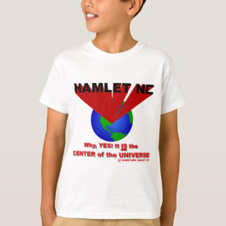 universo da aldeola camiseta