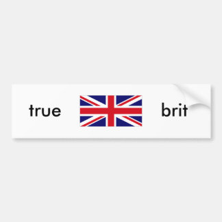 UNKG0001, verdadeiro, Británico Adesivo Para Carro