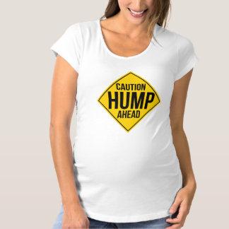 Unmasked: Camisa de maternidade da corcunda do
