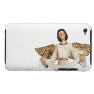 Uns enfeites de natal do anjo capa para iPod touch