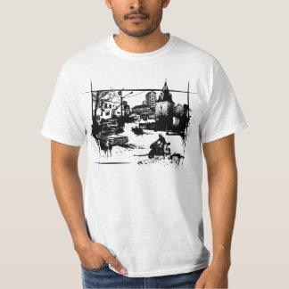 urbano-cidade tshirts