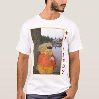 ursinho bonito camiseta