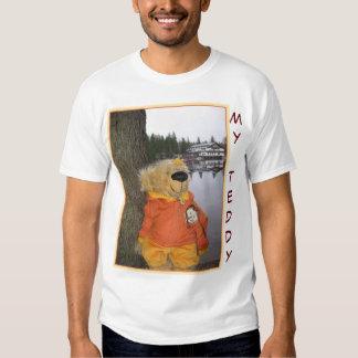 ursinho bonito tshirts