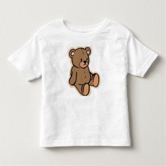 ursinho camiseta infantil
