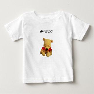 Ursinho Camiseta Para Bebê