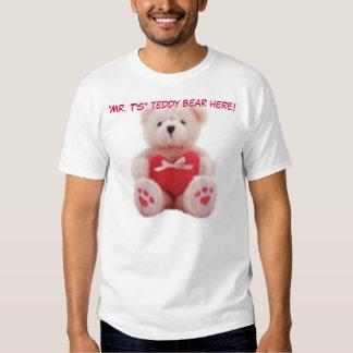 Ursinho Camisetas