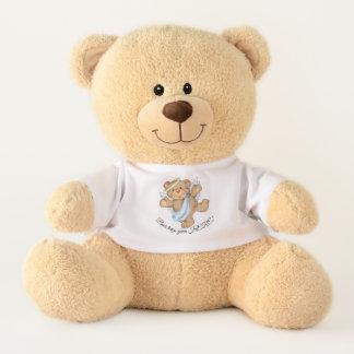 Ursinho De Pelúcia Abraços de urso do anjo