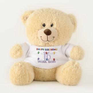 Ursinho De Pelúcia Alguma idade - urso de ursinho bonito do feliz