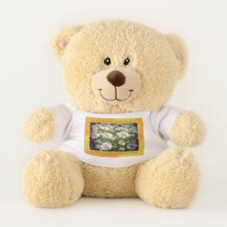 Ursinho De Pelúcia O feliz aniversario polvilha do urso de ursinho da