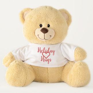 Ursinho De Pelúcia O grande feriado abraça o urso de ursinho
