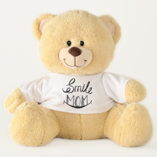 Ursinho De Pelúcia O ursinho fará sua mãe sorrir