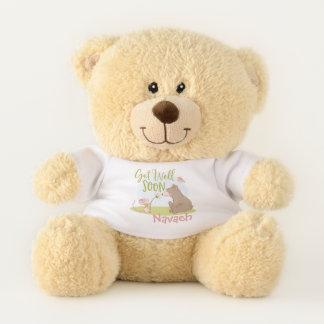 Ursinho De Pelúcia Obtenha logo o rato bom+PEQUENO personalizado urso