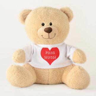 Ursinho De Pelúcia Todos precisa abraços! Compartilhe d livremente e