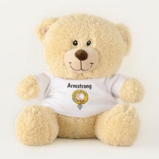 Ursinho De Pelúcia Ursinho Armstrong