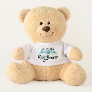 Ursinho De Pelúcia Urso de ursinho conhecido feito sob encomenda do