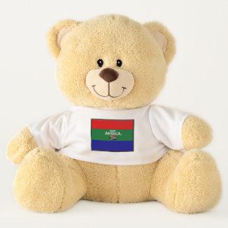 Ursinho De Pelúcia Urso de ursinho de África do Sul