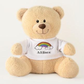 Ursinho De Pelúcia Urso de ursinho do arco-íris