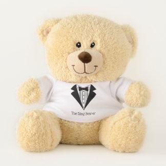 Ursinho De Pelúcia Urso de ursinho do casamento