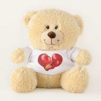Ursinho De Pelúcia Urso de ursinho do design das luvas de