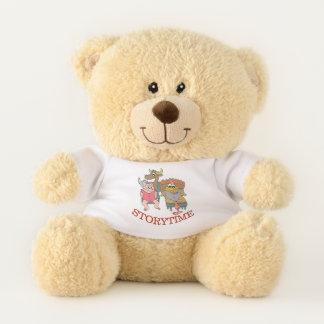 Ursinho De Pelúcia Urso de ursinho do tempo da história