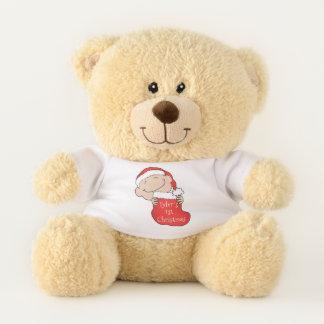 """Ursinho De Pelúcia Urso de ursinho """"øs Natal/vermelho """"do Natal"""