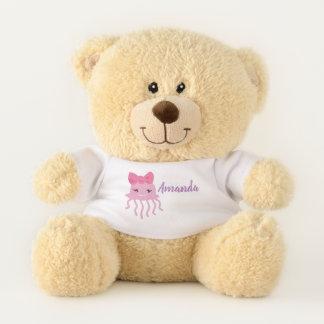 Ursinho De Pelúcia Urso de ursinho personalizado sob o mar